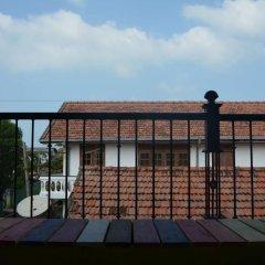 Отель Olive Tree Guest House балкон