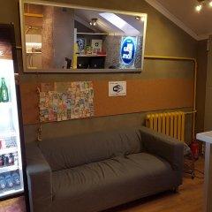 New World St. Hostel Варшава гостиничный бар