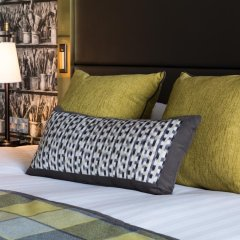 Отель ABode Glasgow 4* Номер Делюкс с разными типами кроватей