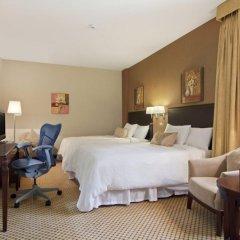Отель Hilton Garden Inn Riyadh Olaya 3* Стандартный номер с различными типами кроватей фото 5