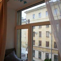 Hostel near Russian Museum Санкт-Петербург балкон