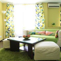 Гостиница Цветы Люкс разные типы кроватей фото 20