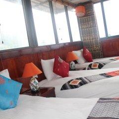 Fansipan View Hotel 3* Люкс с различными типами кроватей фото 5