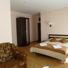 Мини-отель Илма Петрозаводск комната для гостей фото 2