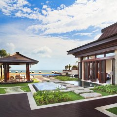 Отель The St. Regis Sanya Yalong Bay Resort – Villas 5* Вилла с различными типами кроватей фото 18