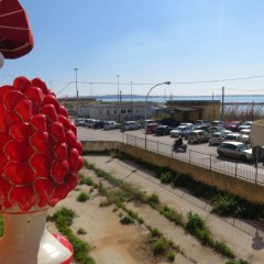 Отель Mediterraneo Сиракуза балкон