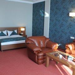 Amberd Hotel 3* Семейный номер Делюкс разные типы кроватей фото 18
