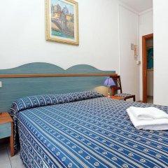 Отель Albergo Athena 3* Стандартный номер с различными типами кроватей фото 8