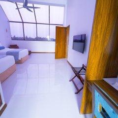Отель Club Waskaduwa Beach Resort & Spa 4* Улучшенный номер с различными типами кроватей фото 4