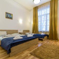 Aquamarine Hotel 3* Стандартный номер с разными типами кроватей фото 4