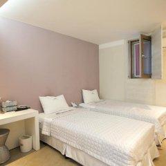 Hotel MIDO Myeongdong 2* Стандартный номер с 2 отдельными кроватями фото 14