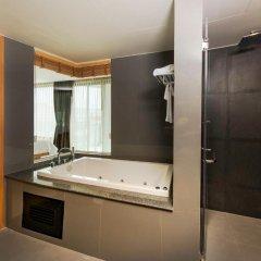 Отель The Lunar Patong 3* Люкс с двуспальной кроватью фото 3