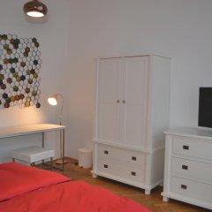 Апартаменты Vienna Inn Apartment Central Вена комната для гостей фото 5