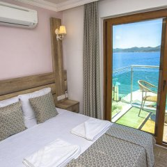 Green Beach hotel Kaş Каш комната для гостей фото 2