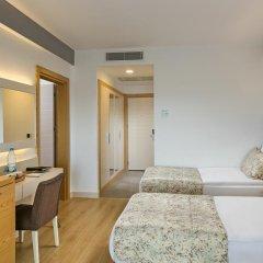 Glamour Resort & Spa 5* Стандартный семейный номер с двуспальной кроватью фото 4