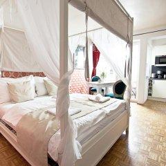 Апартаменты Design-Apartment Karlsplatz with Balcony Вена комната для гостей фото 2
