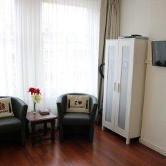 Отель Albert Cuyp II Studio Нидерланды, Амстердам - отзывы, цены и фото номеров - забронировать отель Albert Cuyp II Studio онлайн удобства в номере фото 2