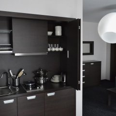 Отель Golden Tulip Gdansk Residence 4* Стандартный номер с различными типами кроватей фото 10