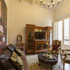 Отель El Petit Palauet Люкс с различными типами кроватей фото 8