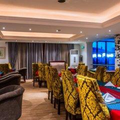 Protea Hotel Kuramo Waters Лагос интерьер отеля фото 2