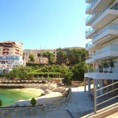 Отель Azzura Flats Албания, Саранда - отзывы, цены и фото номеров - забронировать отель Azzura Flats онлайн пляж