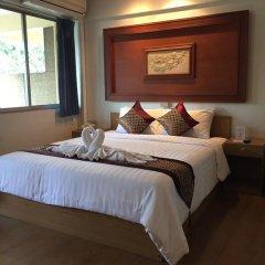 Отель Stable Lodge 3* Номер Делюкс разные типы кроватей фото 8