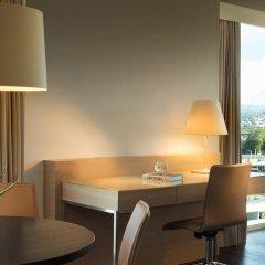 Renaissance Zurich Tower Hotel 5* Люкс с различными типами кроватей фото 2