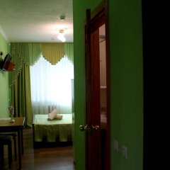 Гостиница Каштан комната для гостей фото 3