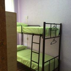 Hostel Na Mira Кровать в женском общем номере двухъярусные кровати фото 2