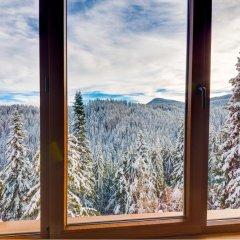 Отель Mountain Lodge сауна