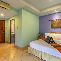 Отель Seven Oak Inn 2* Стандартный номер с различными типами кроватей