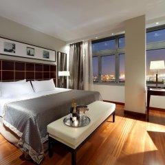 Отель Eurostars Grand Marina 5* Стандартный номер с различными типами кроватей фото 14