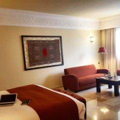 Отель Diwan Casablanca 4* Номер Делюкс с различными типами кроватей фото 3