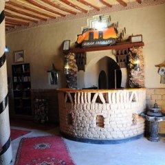 Отель Kasbah Bivouac Lahmada Марокко, Мерзуга - отзывы, цены и фото номеров - забронировать отель Kasbah Bivouac Lahmada онлайн интерьер отеля