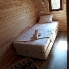 Отель Cirali Flora Pension 3* Улучшенный номер с различными типами кроватей фото 4