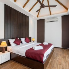 Отель Shanti Estate By Tropiclook Пхукет комната для гостей