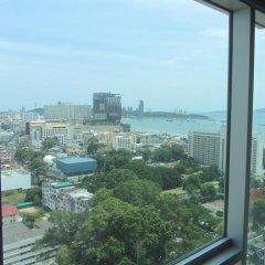 Отель Centric Sea Pattaya Апартаменты с различными типами кроватей фото 29
