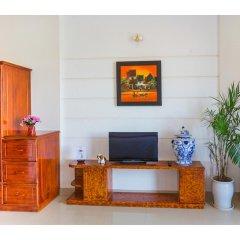 Отель Hoang Thu Homestay 2* Улучшенный номер с различными типами кроватей фото 5
