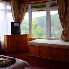 Отель Zen Valley Dalat Бунгало фото 8