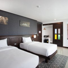 Grand Supicha City Hotel 3* Номер Делюкс разные типы кроватей фото 3