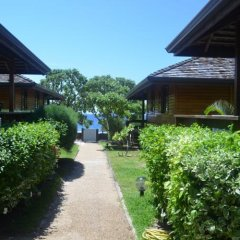Отель Moorea Golf Lodge