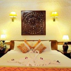 Отель Tropica Bungalow Resort 3* Стандартный номер с различными типами кроватей фото 10