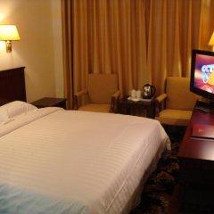Отель Desheng Hotel Beijing Китай, Пекин - отзывы, цены и фото номеров - забронировать отель Desheng Hotel Beijing онлайн комната для гостей фото 4