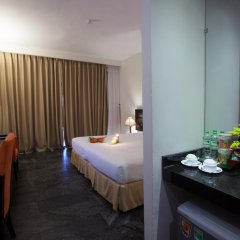 Отель Temple Da Nang 3* Стандартный номер с двуспальной кроватью фото 2