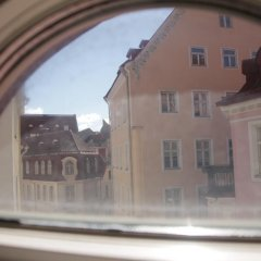 Отель Tabinoya - Tallinn's Travellers House балкон