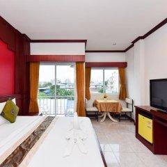 Отель Art Mansion Patong 3* Стандартный номер с двуспальной кроватью фото 19