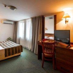 Отель Plaza Hotel Болгария, Варна - отзывы, цены и фото номеров - забронировать отель Plaza Hotel онлайн комната для гостей фото 5