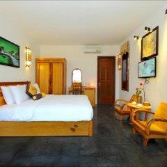 Отель Truc Huy Villa 3* Улучшенный номер с различными типами кроватей