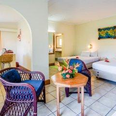Отель Tanoa Skylodge Hotel Фиджи, Вити-Леву - отзывы, цены и фото номеров - забронировать отель Tanoa Skylodge Hotel онлайн комната для гостей фото 5