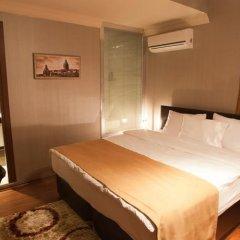 Отель Tresuites Istanbul Стамбул комната для гостей фото 5
